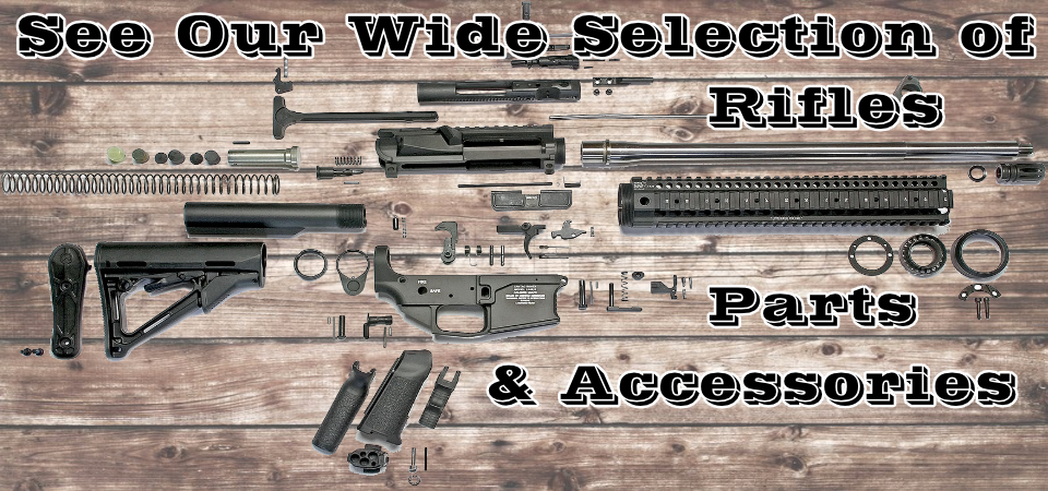 Denver - Lakewood - Littleton Gun Shop | Green Mountain Guns